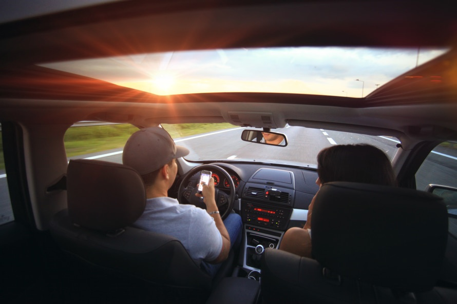 Distracted Driving on the Rise in Colorado