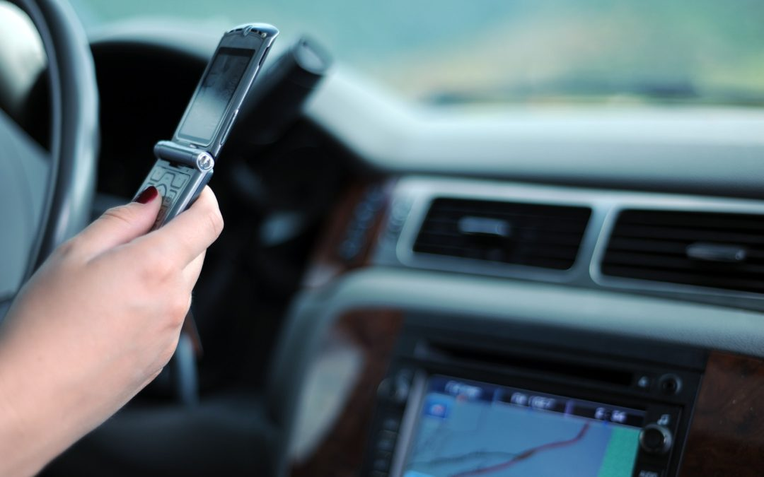 What You Need To Know About Distracted Driving