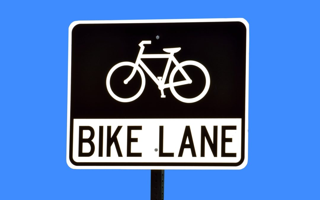 Colorado Springs Is Testing Bicycle Lanes
